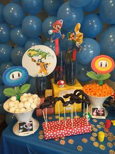 canastitas para cumpea os mario bros cumplea os pinterest geburtstag super mario. Black Bedroom Furniture Sets. Home Design Ideas