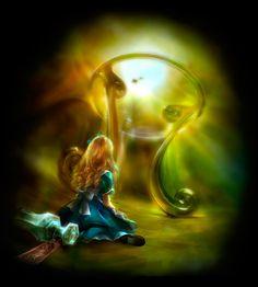 Alice in Wonderland by Shuichi Mizoguchi