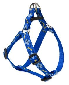 "Lupine 3/4"" Dapper Dog 20-30 Step In Dog Harness - http://www.thepuppy.org/lupine-34-dapper-dog-20-30-step-in-dog-harness/"