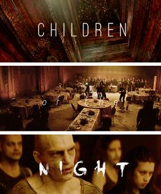 """""""The Night Children are a wise and careful people. Any scheme that draws their ire draws my suspicions."""""""