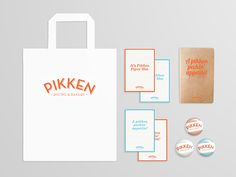 Pikken Bistro & Bakery on Behance