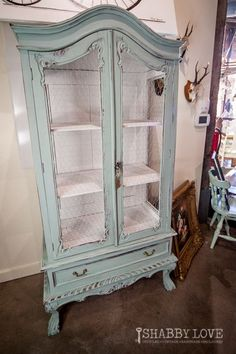 duck egg blue paloma hutch - Buscar con Google