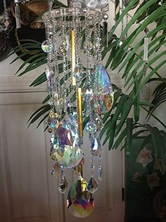 Kirks Folly Dance of the Crystal Queen Chandelier Wind Chime ~ NEVER RELEASED ~ Kirks Folly http://www.amazon.com/dp/B01C0JKQQQ/ref=cm_sw_r_pi_dp_lJn7wb04C1JMH