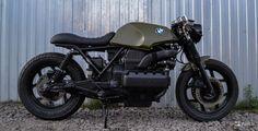 BMW k1100 k100 Cafe racer купить в Санкт-Петербурге на Avito — Объявления на сайте Avito