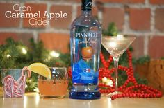Cran Caramel Apple Cider Cocktail c by Economy of Style, via Flickr