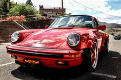 spotted a red Porsche in Jerome AZ #exoticcar #supercar #car #exotic #cars #hypercar #exoticcars #carporn #supercars