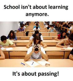 Isn't about learning anymore. | Funny pictures, best quotes, funny memes pictures and jokes - FunnyKey.com /><meta name=