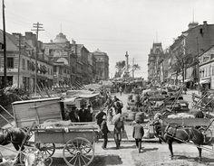Photos vintage de Montréal en 1900 qui sont complètement dépaysantes!
