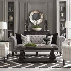 Neo-Classic Wohnzimmer