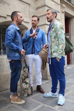 Monsieur Hulot. Menswear, men's fashion and style