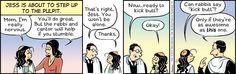 Pajama Diaries Comic Strip for October 02, 2015 | Comics Kingdom
