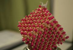 InstructableS: Matchstick Cube