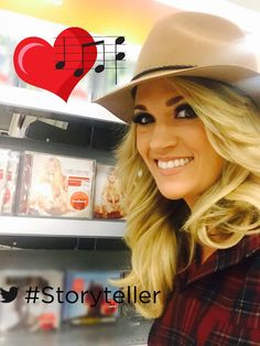 Oh, just hanging out @Target picking up some new music! #tradition #Storyteller
