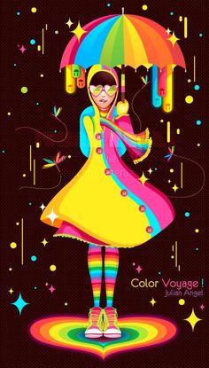 Digital Art by Julin Angel