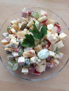 Bunter Käsesalat (Rezept mit Bild) von tinara   Chefkoch.de