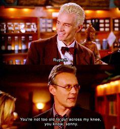 Spike and Giles