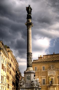 My Italy - breathtakingdestinations: Rome - Italy (by Ville...