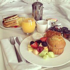 Bom café da manhã!!!