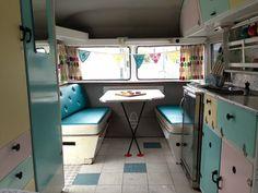 1962 Sunliner Vintage Caravan | eBay
