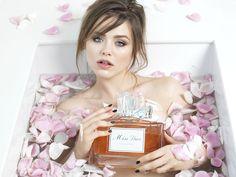 Kristina Bazan - Miss Dior