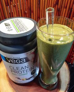 STRAWBERRY BANANA KALE SMOOTHIEThis is a quick, easy and delicious shake that is packed with everything us growing vegan boys and girls need, including plant-based Protein, Aminos, Magnesium, Vitamin C and Potassium