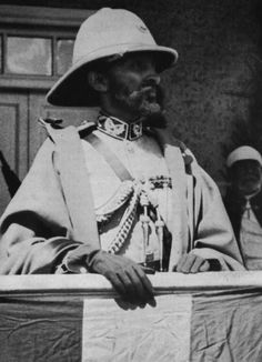History Of Ethiopia, Rasta Art, Jah Rastafari, Last Emperor, Black Royalty, Haile Selassie, African Royalty, Lion Of Judah, Black History Facts