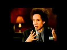 Malcolm Gladwell Blink Priming with CC (closed captions)