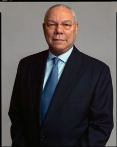 Colin Luther Powell is an American statesman and a retired 4-star general in the US Army. He was the 65th US Secretary of State. He was the first African American to serve in that position. During his military career, Powell also served as National Security Advisor, as Commander of the U.S. Army Forces Command and as Chairman of the Joint Chiefs of Staff (1989–1993), holding the latter position during the Gulf War. He was the first African American to serve on the Joint Chiefs of Staff.