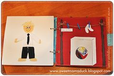 How to Make a Quiet Book. Such a GREAT site with lots of ideas/themes for QBs. LD