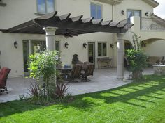 covered patio ideas | Patio Covers & Structures