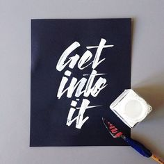 Beautiful Hand Lettering & Calligraphy | #1064