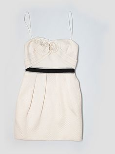 Check it out -- Bcbgmaxazria Cocktail Dress for $30.99 on thredUP!   Love it? Use this link for $10 off. New customers only.