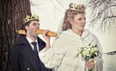 Another Russian Wedding photo edit that has a strange semblance of Game of Thrones mortality about it.....