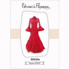 aa9a27a185 Tipos de volantes de trajes de flamenca