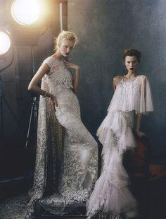 Glittering Nights / US Vogue