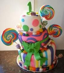 candy cakes - Google Search