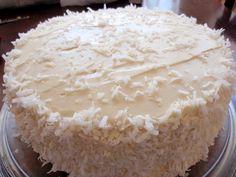 Come preparare Torta cioccolato bianco e cocco: Informazioni, ingredienti e consigli per preparare Torta cioccolato bianco e cocco