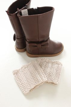 Items similar to Toddler Boot Cuffs dfe297ee91