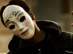 Unisex full face the purge mask Anarchy movie mask – Masquerade Mask Studio