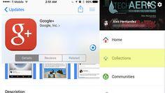 #Google+ Collections και για iOS συσκευές. #socialmedialife Google News, Tech News, Articles