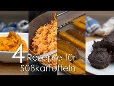 Vier Rezepte für Süßkartoffeln (Urgeschmack-TV Ep. 159) - Urgeschmack