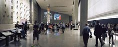 Visit the 911 memorial Museum