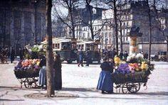 París hace 100 años