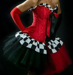 Hey, I found this really awesome Etsy listing at https://www.etsy.com/listing/199019383/harley-quinn-corset-and-tutu