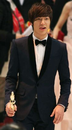 Drama awards - Lee Min Ho ♥ ♥ ♥