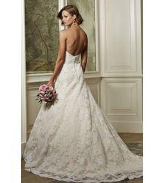Wtoo Bridal Fall 2014- Style 13115 Philomena - Root Catalog Dresses
