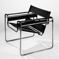 marcel breuer b3 wassily chair thonet bauhaus