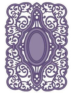 Creative Expressions Sue Wilson Die Frames & Tags - Megan - CED4323 by PNWCrafts on Etsy