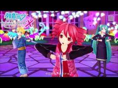 (Special Request) 初音ミクHatsune Miku Project Diva X Giga Remix (Teto, Miku...