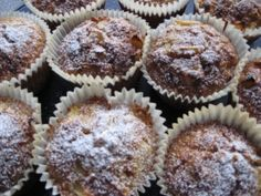 Apfel-Vollkorn-Muffins